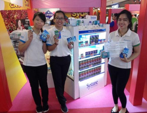 Alcon Watson Syok IOI City Mall